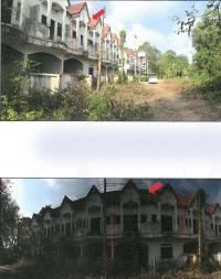 ทาวน์เฮ้าส์หลุดจำนอง ธ.ธนาคารกรุงไทย ปราจีนบุรี กบินทร์บุรี เมืองเก่า