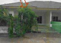 บ้านแฝดหลุดจำนอง ธ.ธนาคารอาคารสงเคราะห์ ปราจีนบุรี ศรีมหาโพธิ ท่าตูม