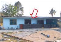 บ้านเดี่ยวหลุดจำนอง ธ.ธนาคารอาคารสงเคราะห์ ปราจีนบุรี ศรีมหาโพธิ หัวหว้า